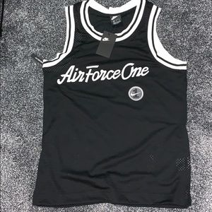 New Nike Air Force 1 Jersey
